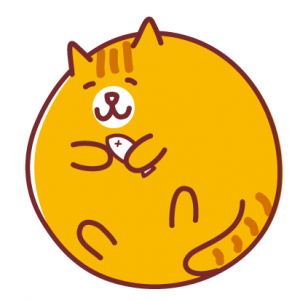 猫・でぶねこ・デブネコ・Fat cat