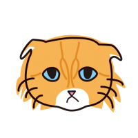 ブサイクな猫 Buzzy cat ♀CHARA