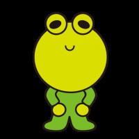 カエル Frog