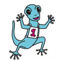 かわいいヤモリ♪ Cute gecko
