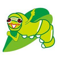 芋虫 アゲハの幼虫