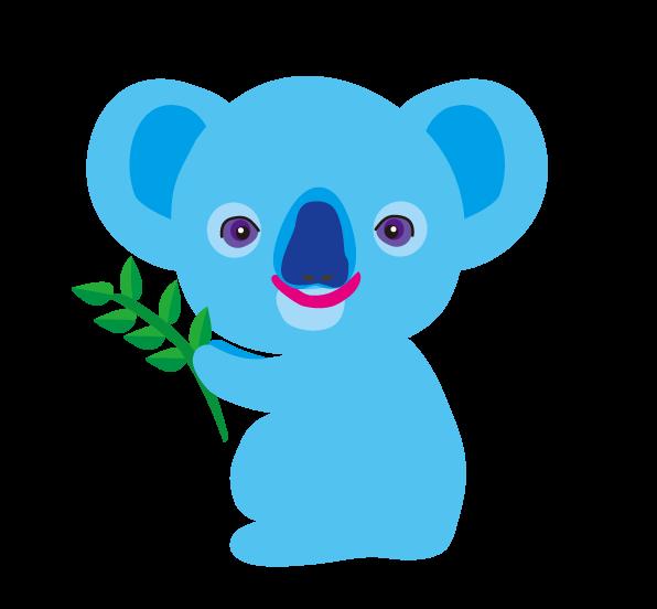 かわいいコアラcute Koala Characterfun
